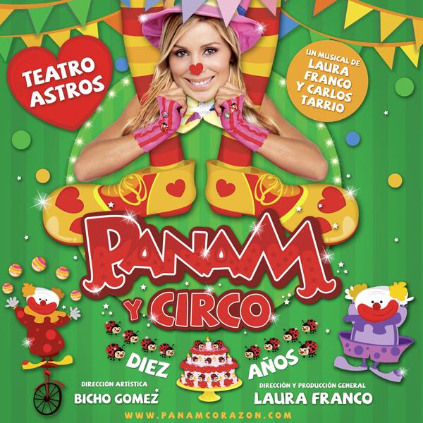 11 Panam y el circo